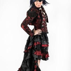 Fancy Pirate Queen