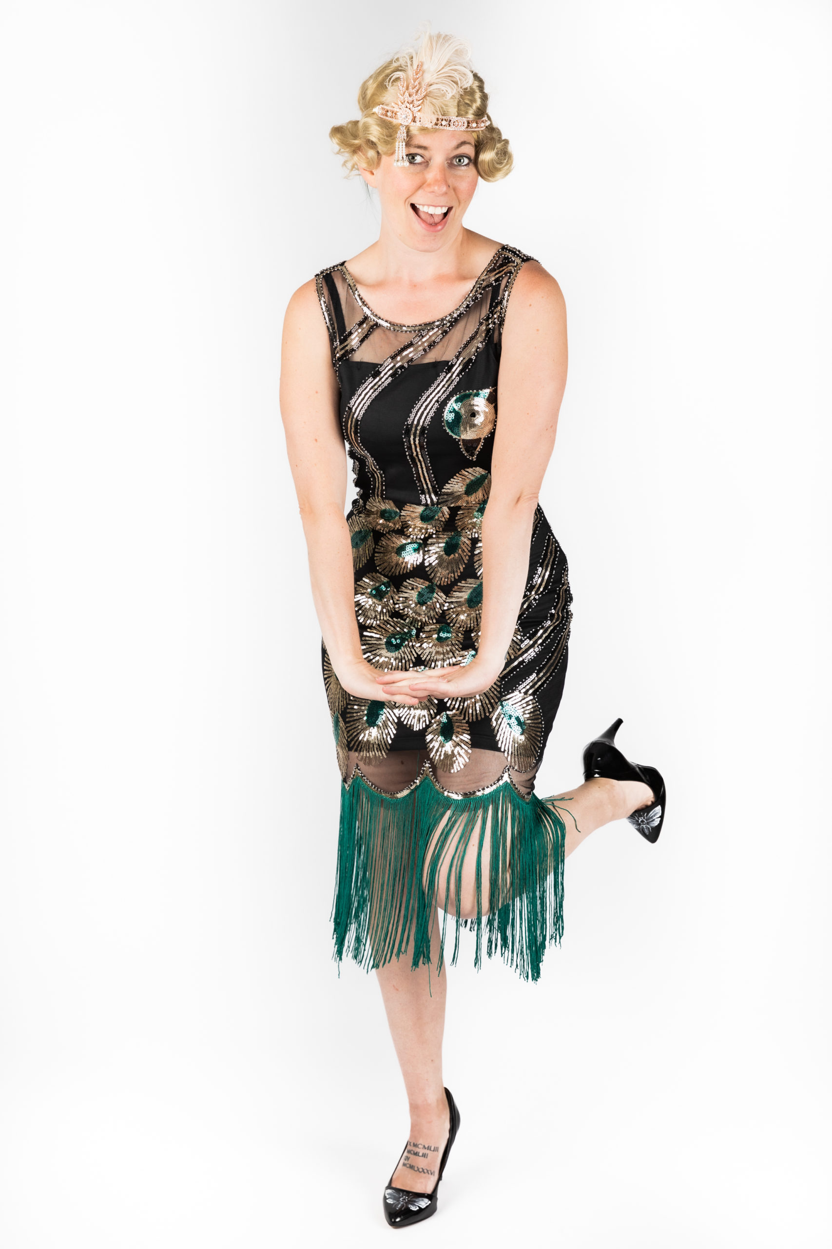 1930's / 1920's Great Gatsby Dress