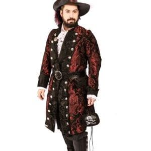 Fancy Pirate Costume