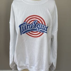 Tune Squad sweatshirt