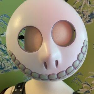 Nightmare Before Christmas Mask - Barrell