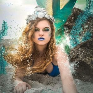 Silicone Mermaid Tail ~ Ultra realistic and ideal for photography