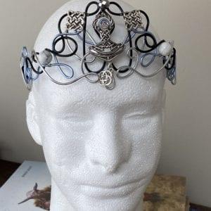 Viking wire crown