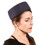 Pill box hat 1940's / 1950's / 1960's Jackie O