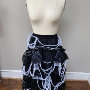 Zombie / Witch skirt