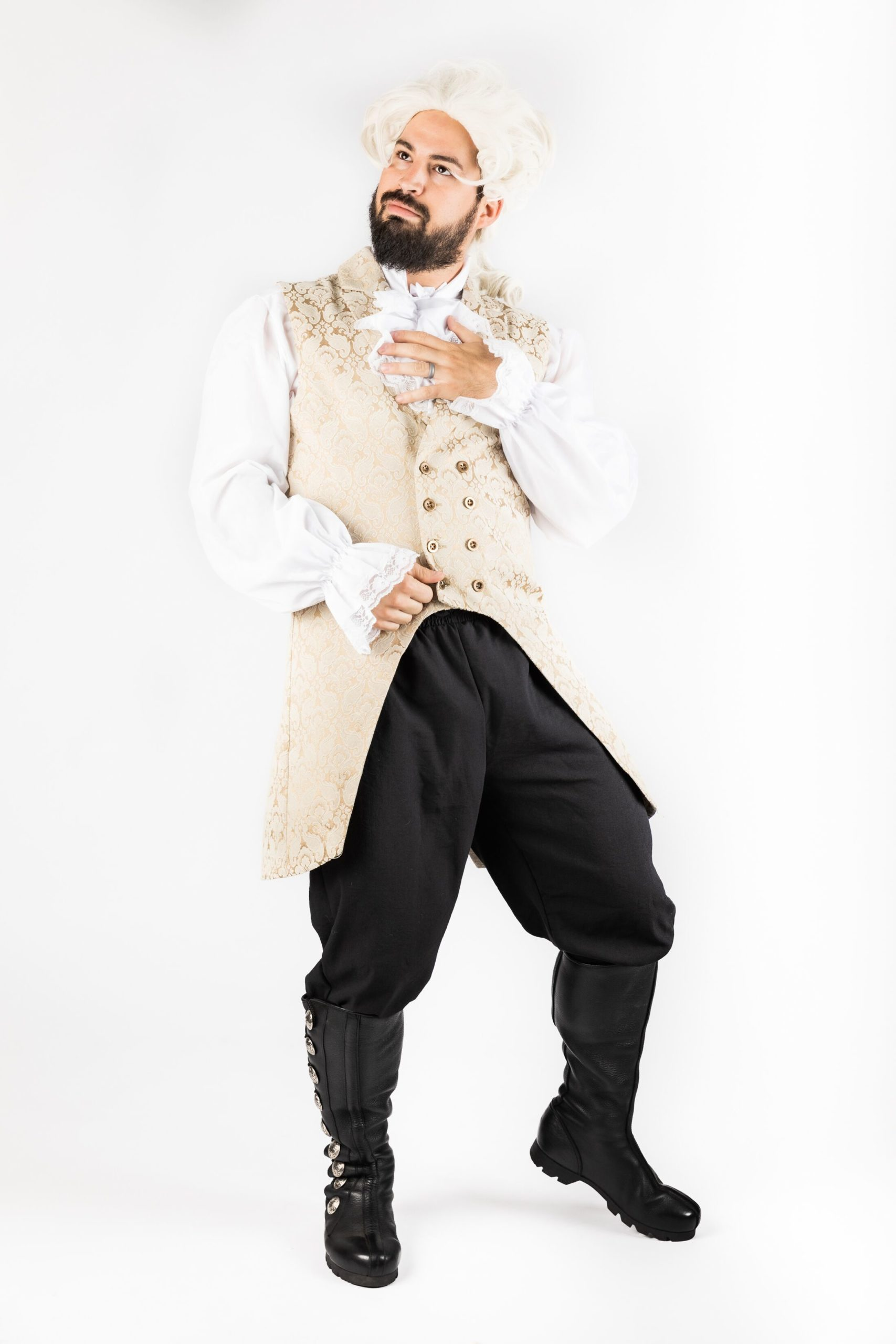 Amadeus – Victorian – Steampunk – Lestat – Vampire