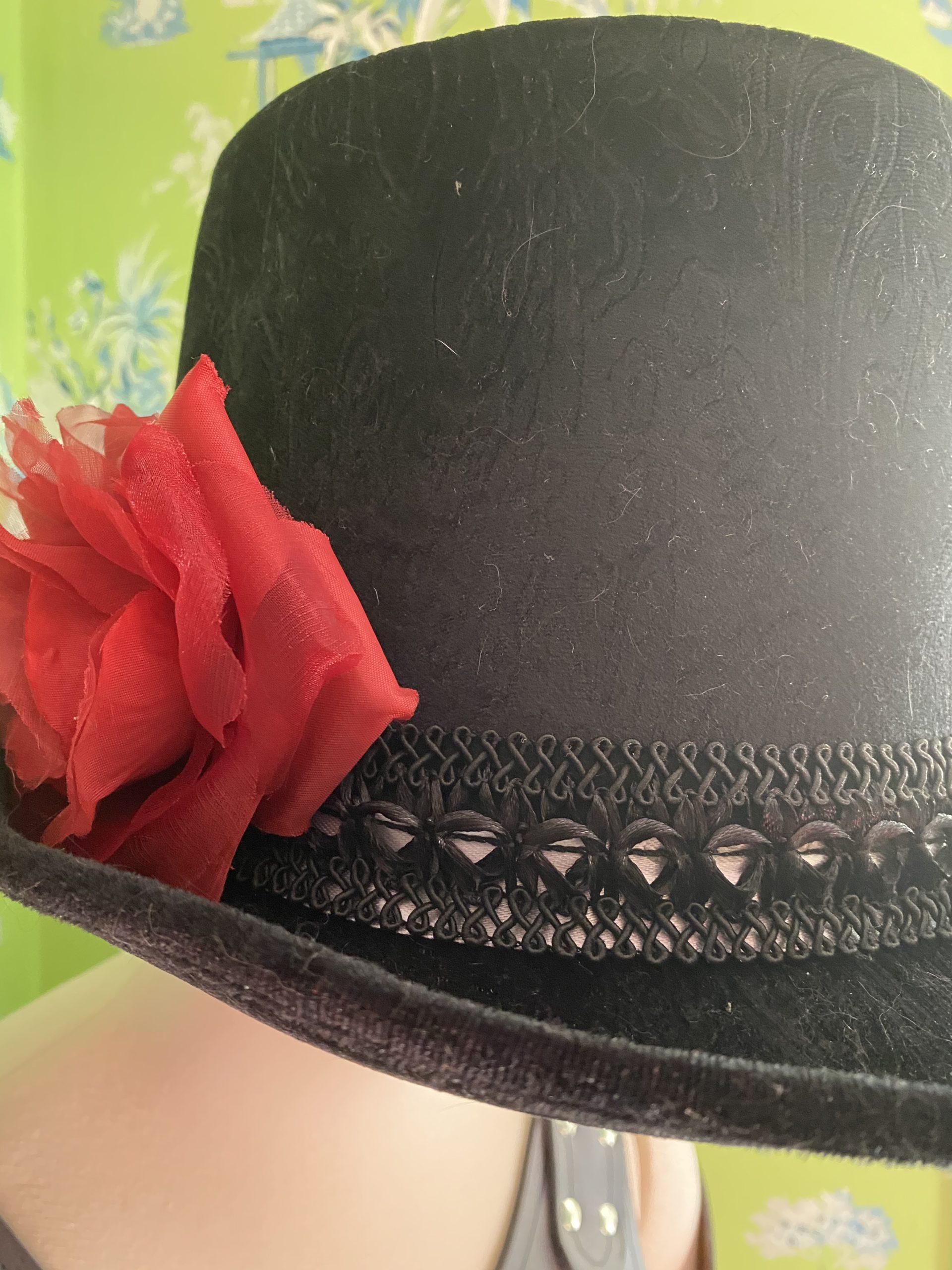Sugar Skull Top Hat