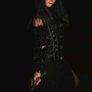 Black Corset (Used for Bellatrix)