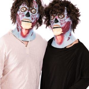 """Alien Masks from the movie """"They Live"""""""