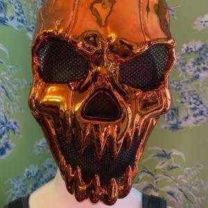 Scary Pumpkin Mask