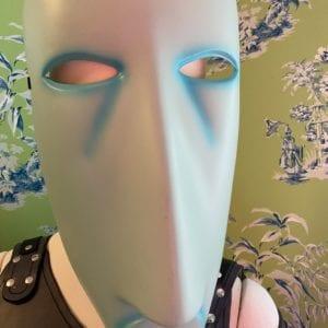 Nightmare Before Christmas Mask – Lock
