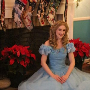 Cinderella Live Action 2015 Ball Gown