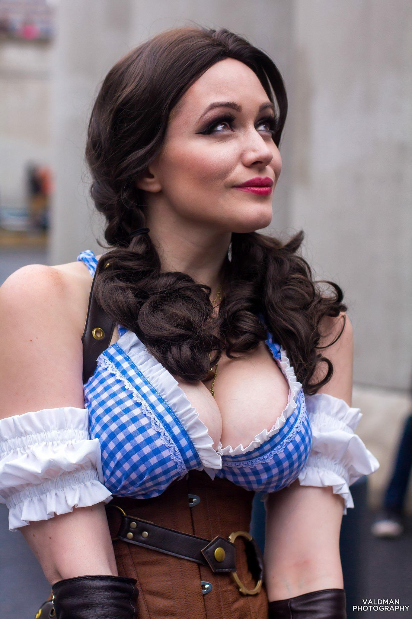 Steampunk Dorothy (Wizard of Oz)