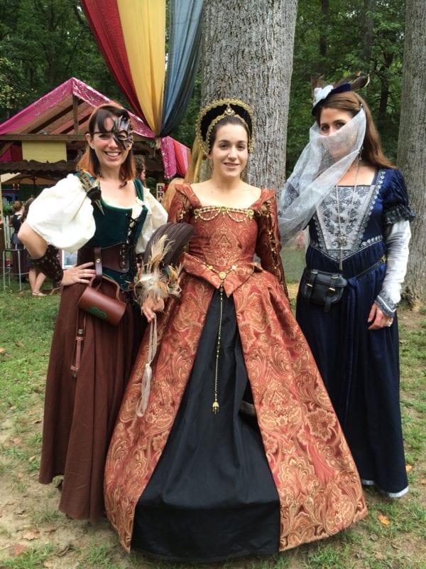 Renaissance Faire Wench