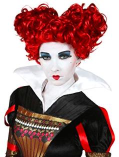 Winnifred Sanderson / Queen of Hearts wig