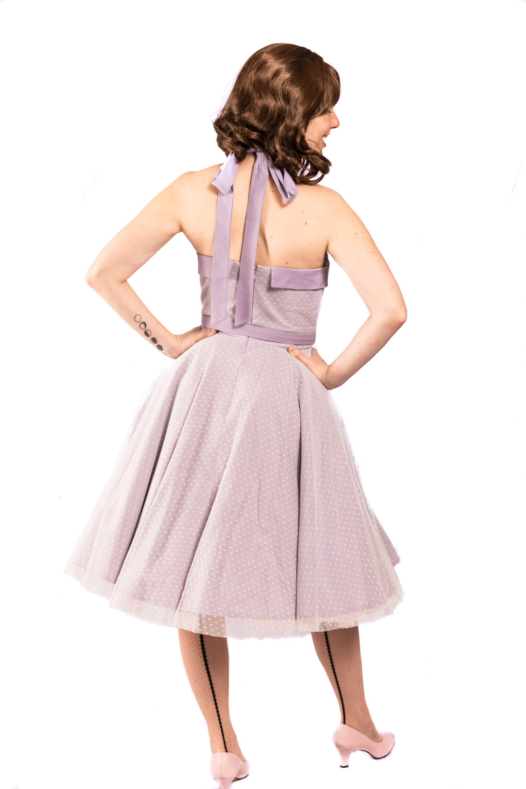 1950's Sundress from Back to the Future