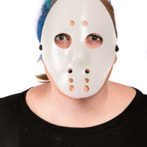 Glow-in-the Dark Jason Mask