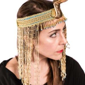 snake headdress