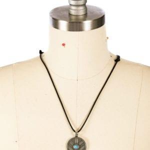 Lagertha Shieldmaiden necklace: Vikings