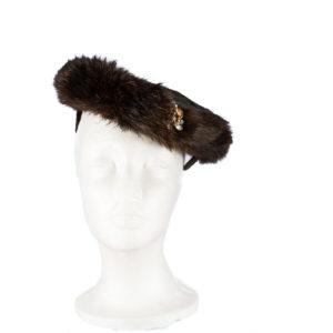 Vintage fut hat