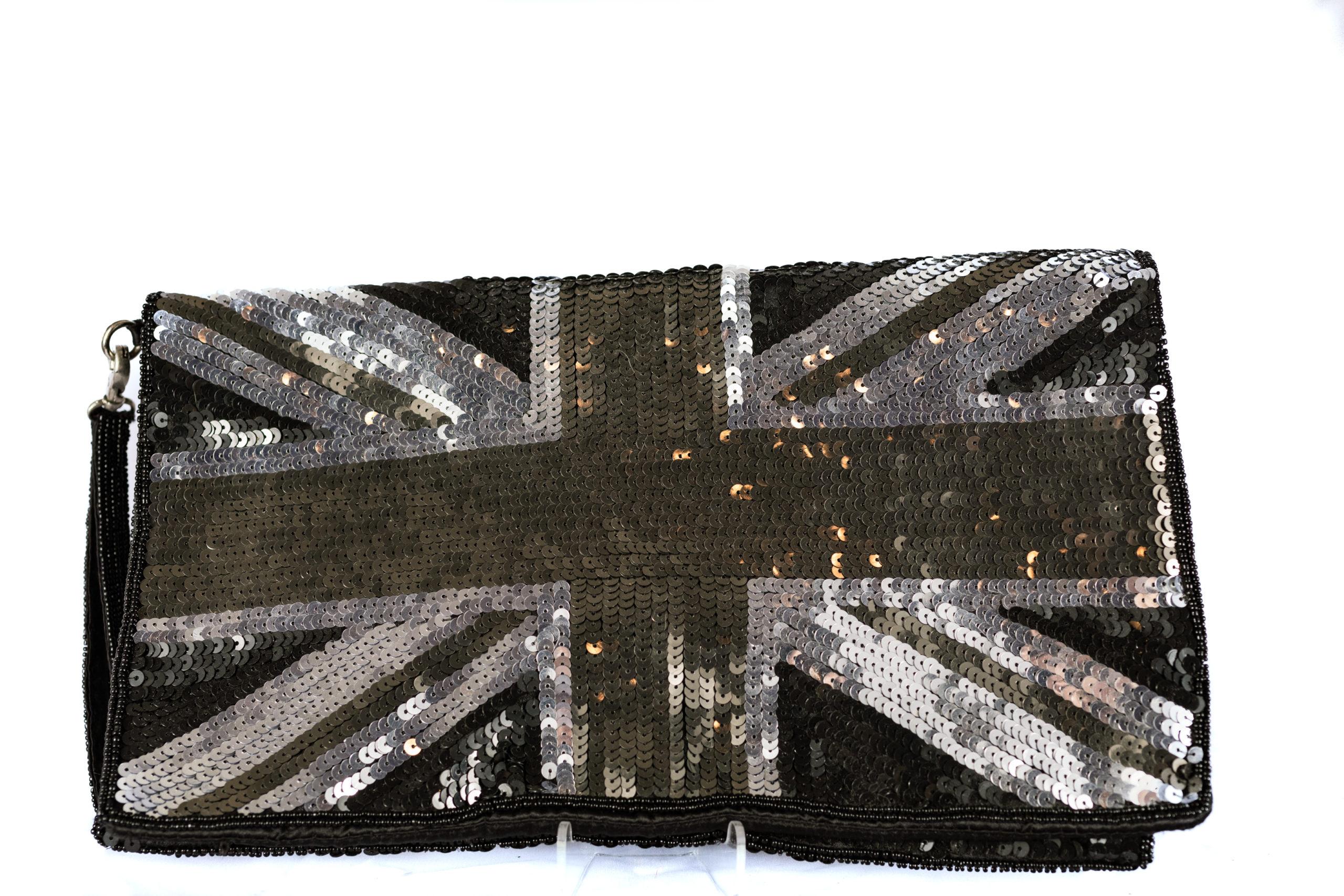 Union Jack purse