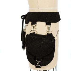 Under corset utility belt
