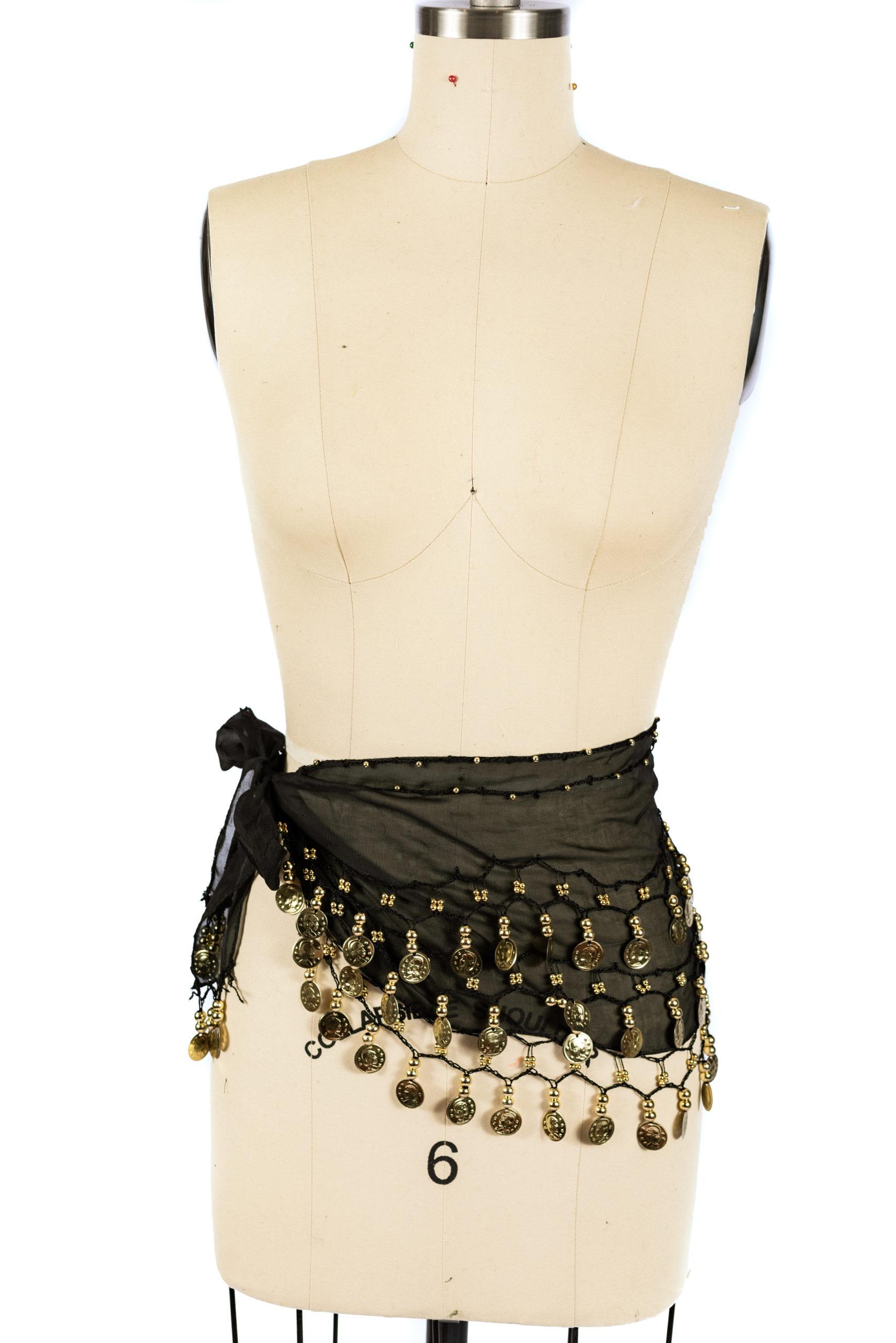Belly dancing sash