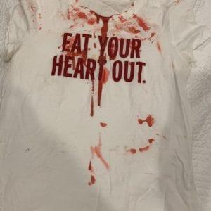 Bloodthirsty Zombie T-shirt