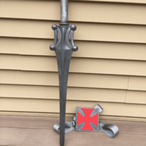 He-Man Sword and Chestguard