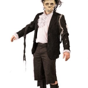 Zombie – Billy Butcherson – Hocus Pocus with size 10/11 boots
